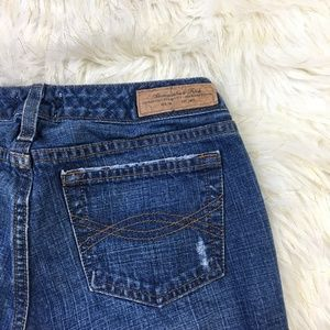 Abercombie and Fitch  Dark Wash Bootcut size 2s